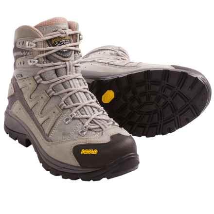 womens hiking boots asolo neutron gore-tex® hiking boots - waterproof, suede (for women) vibyhjp