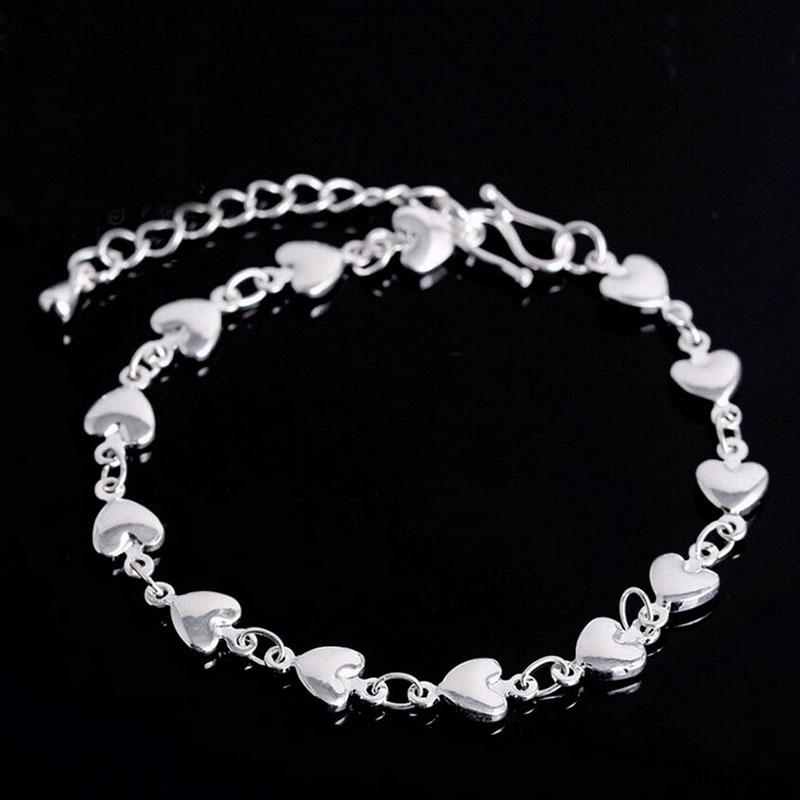 womens silver bracelets women silver bracelet 925 solid silver fashion jewelry flat snake bone  bracelet u0026 bangle bhxvmqy