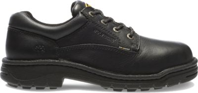 work shoes exert durashocks® opanka work shoe, black, dynamic ... bgmeqoy