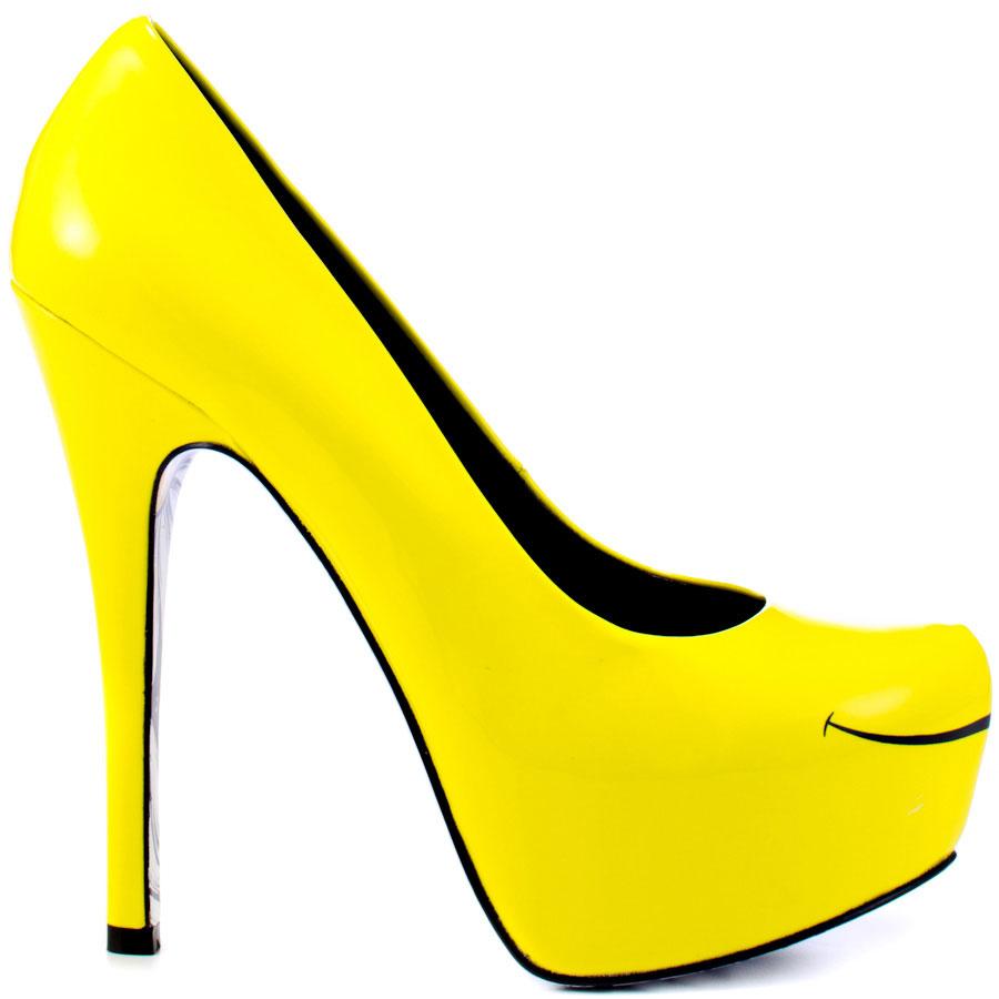 yellow shoes smiles - yellow main view pkfqmsy