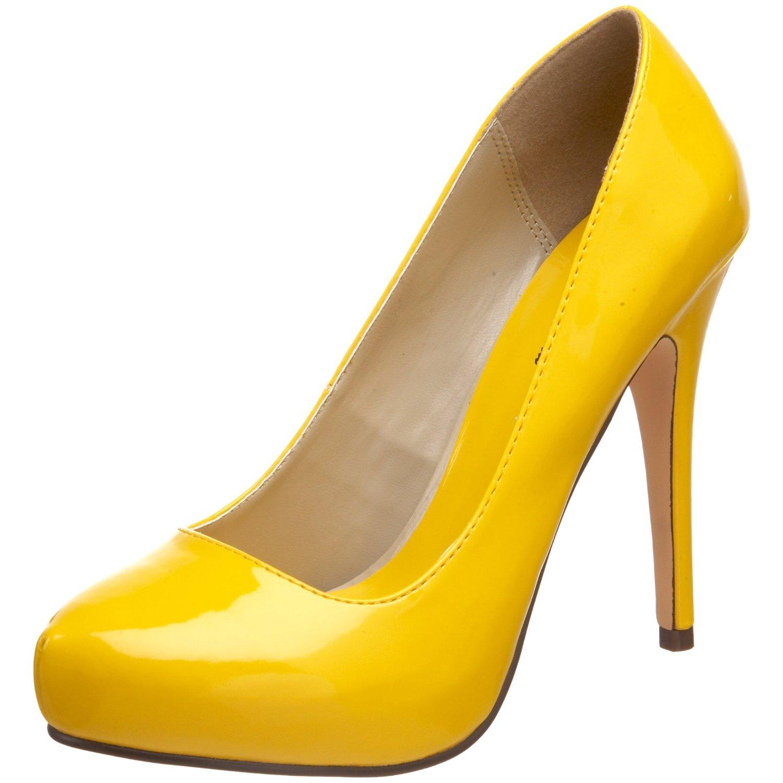 yellow shoes vehulfo