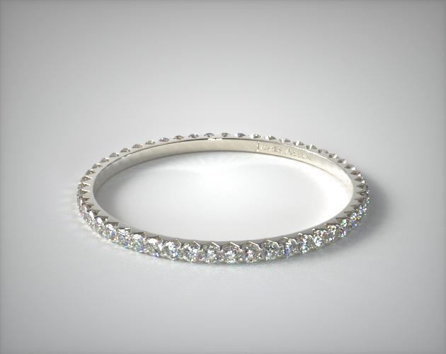 Characteristics of great eternity rings