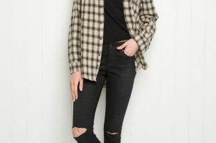 13classic hipster clothes: the favorite flannel prnakms