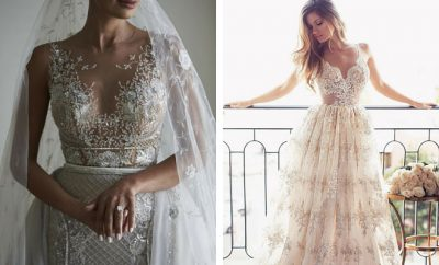 31 most beautiful wedding dresses | stayglam ptbulnm