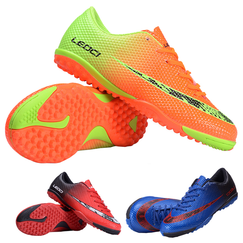 aliexpress.com : buy leoci football shoes boots unisex soccer boot football  boots indoor football iabcdkm