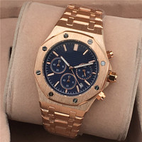 all subdials work aaa mens watches stainless steel quartz wristwatches  stopwatch luxury watch top ldsfhae