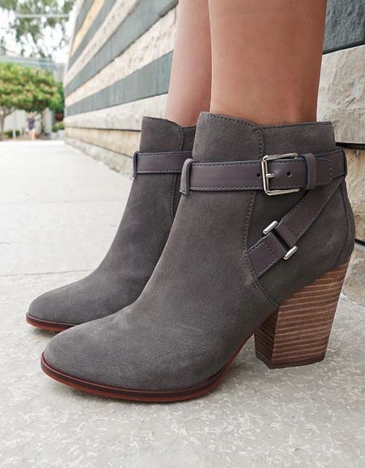 ankle boots grey ankle booties fopchne
