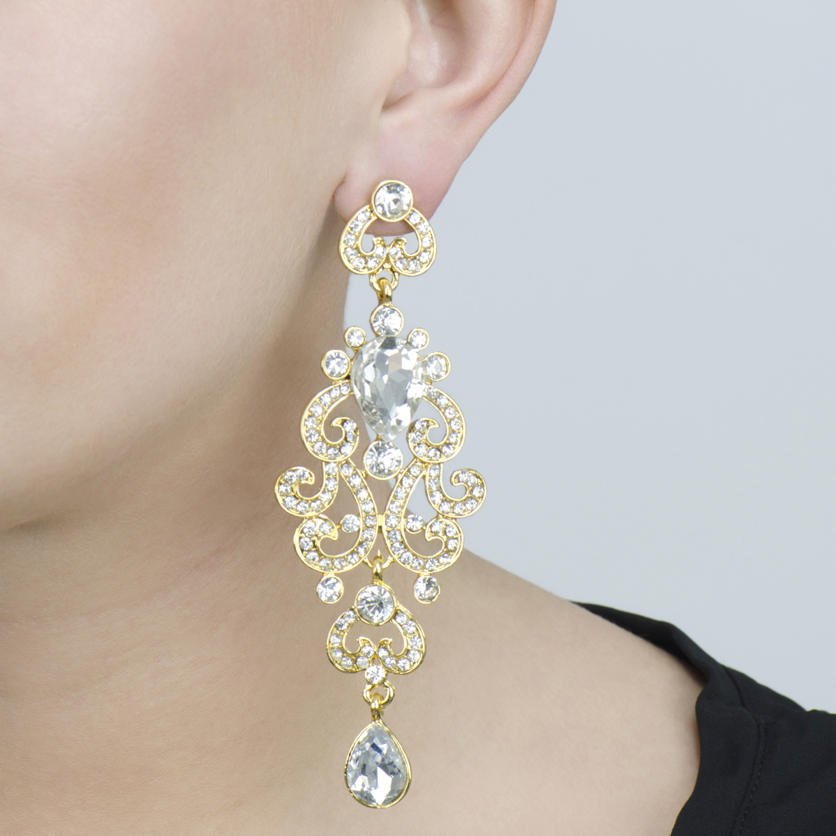 Get Dangle Earrings with Comfortable loops