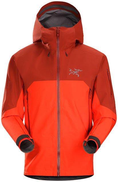 arcu0027teryx rush ski jacket mczqwot