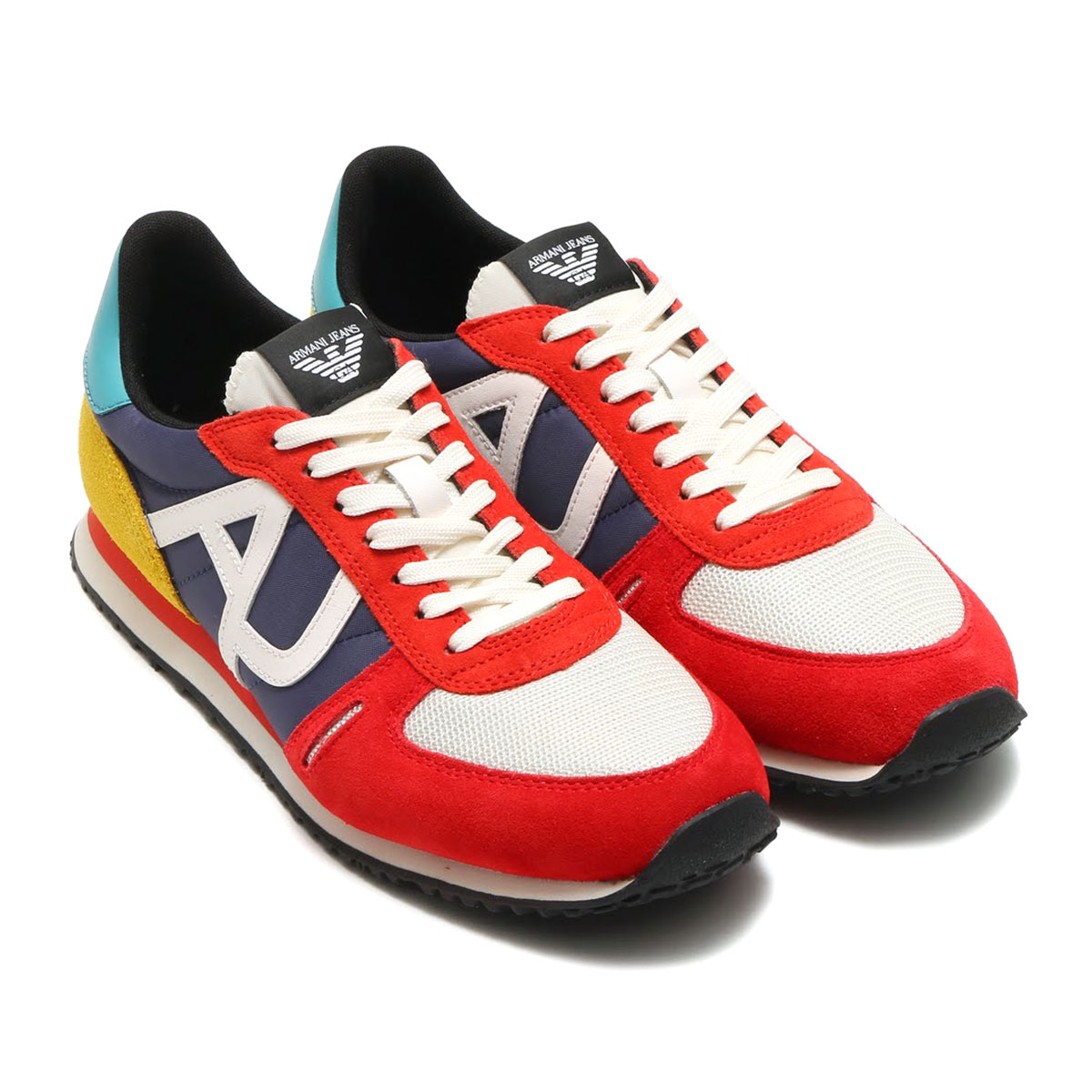 armani sneakers armani jeans sneakers mens (armani jeans sneakers men) multi 17sp-i jgfrwgm