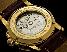 automatic watch WDMXGTS