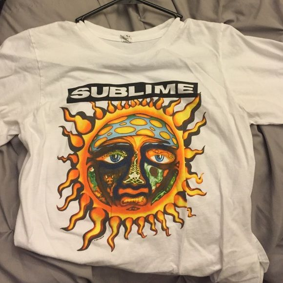 band tees vintage sublime band tee unisex small✨✨✨✨✨price firm unless bundled : niekmpa