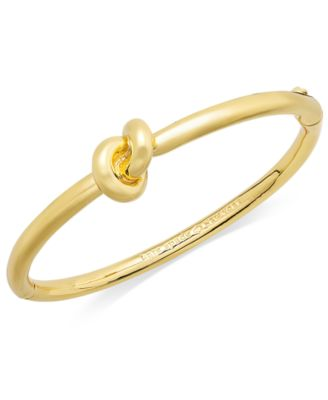 bangle bracelets kate spade new york bracelet, sailoru0027s knot hinge bangle bracelet UYGAITN