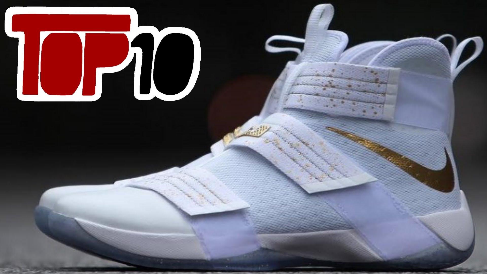 basketball sneakers top 10 nike basketball shoes of 2016 tbdjxze