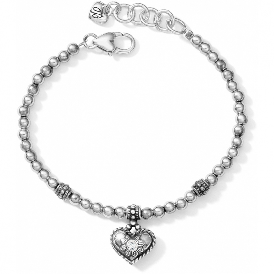 3 things a heart bracelet could symbolize