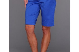 bermuda shorts women who do not want to show off their legs may still want to attract vzigcht