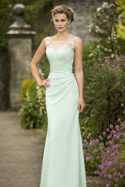 best 25+ green bridesmaid dresses ideas on pinterest | sage bridesmaid  dresses, emerald green lgkxlqm