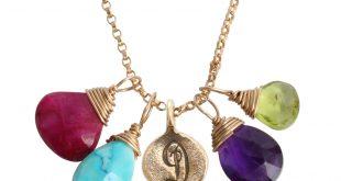 birthstone necklace loading zoom ABAAJSU