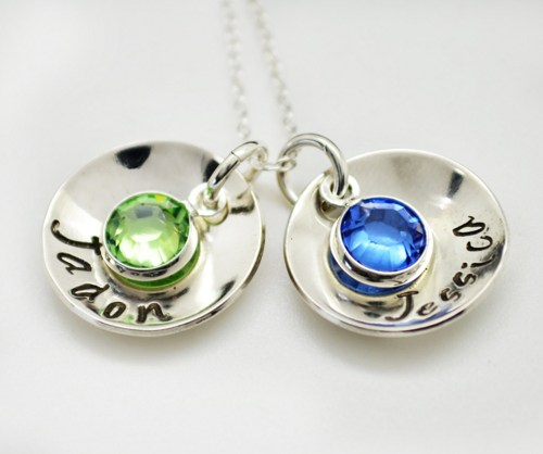 Mothers jewellery which is Unique and Handmade