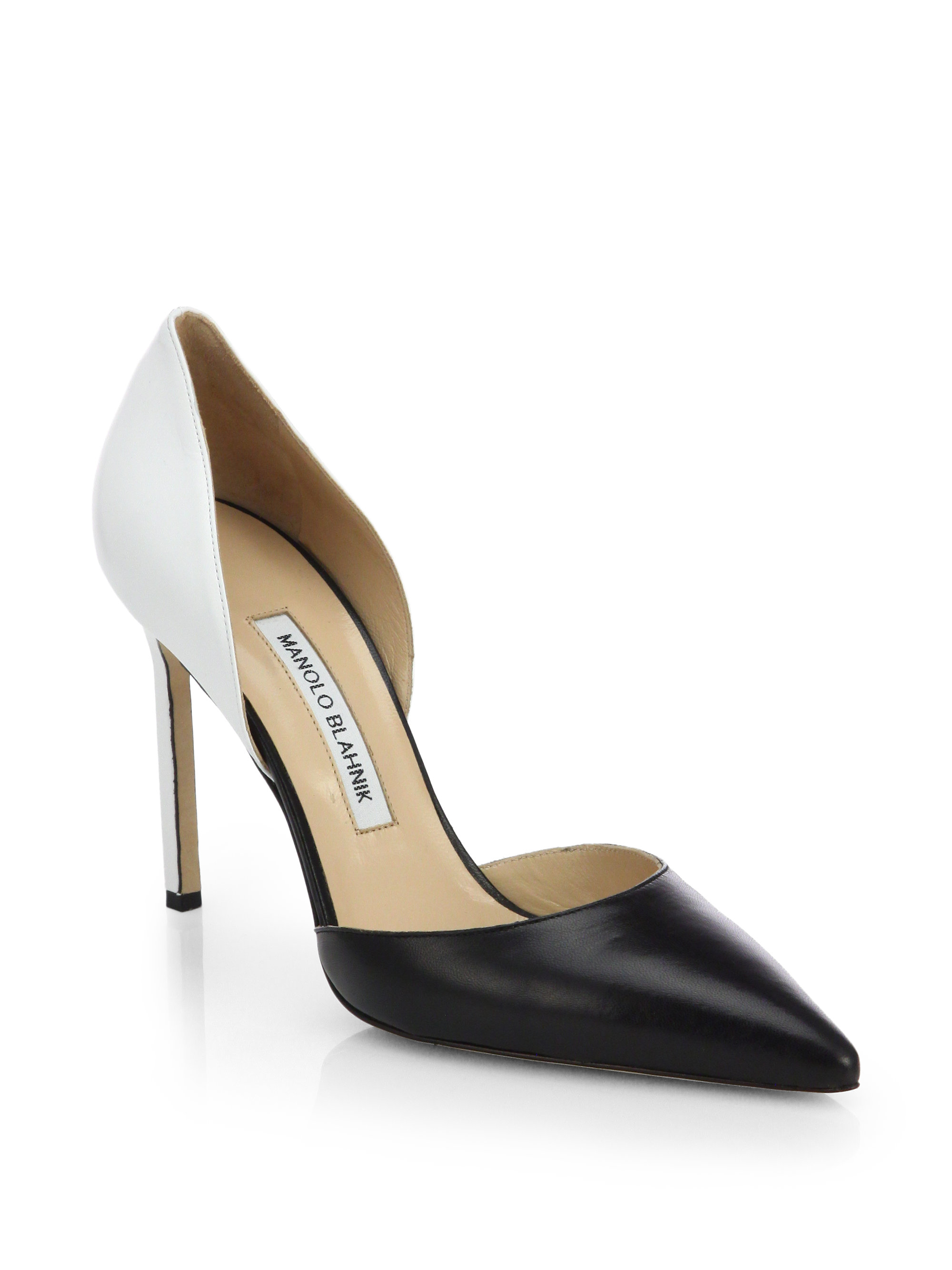 black and white pumps gallery mgmkgay