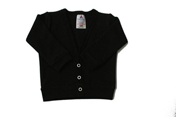 black cardigan babywearuk british made baby cardigan black biplyhr