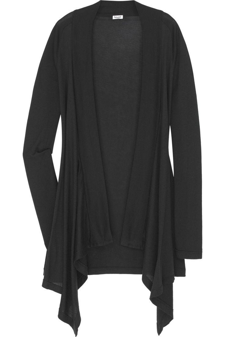 black cardigan find a career that looks good on you! drape cardiganopen front cardiganblack  ... touifti