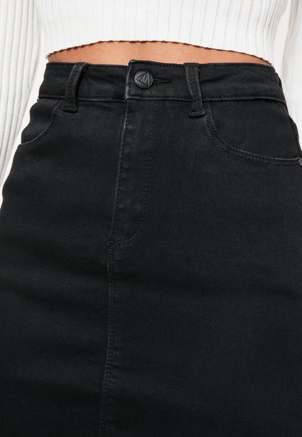 Why black denim?