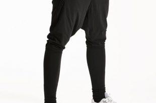 black harem pants essential - harem pants - (black ) hlfauwt