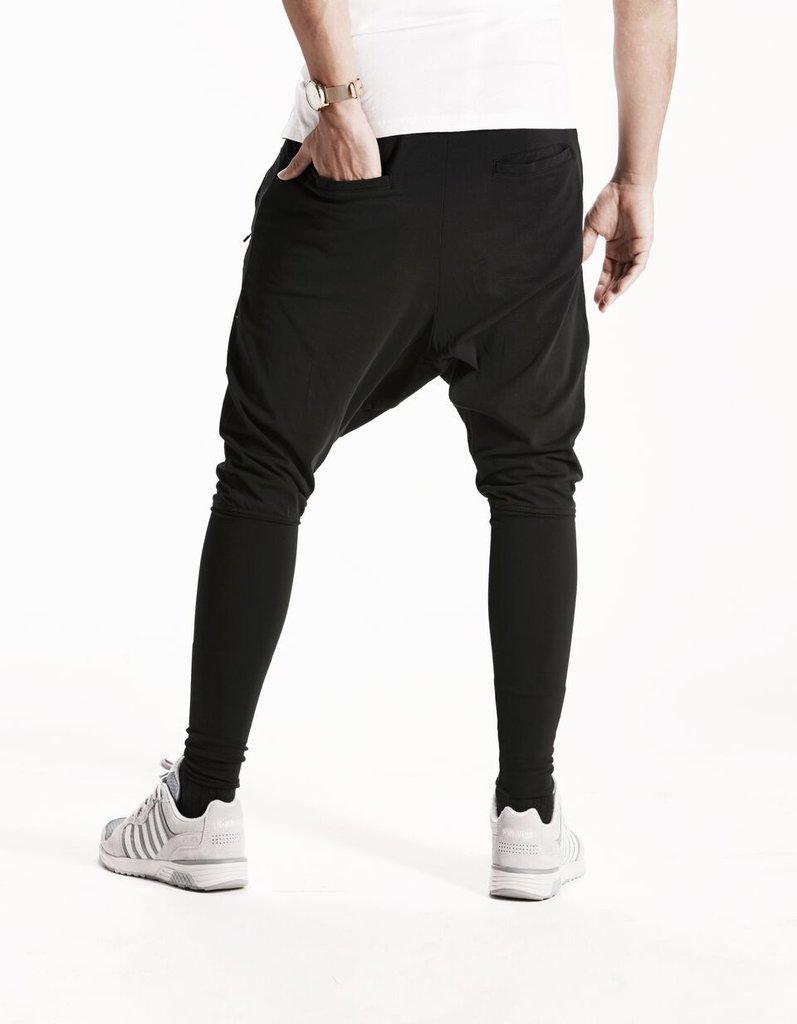 black harem pants essential - harem pants - (black ) umvfquj