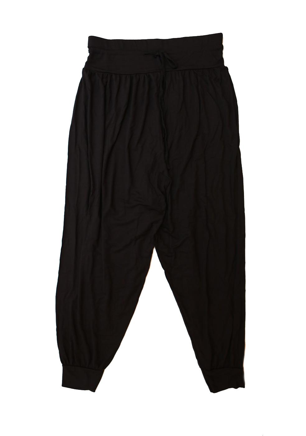 black harem pants itepowd