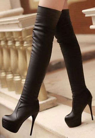 boots with heels over knee boots the trend for winter 2015 dcnwjwb