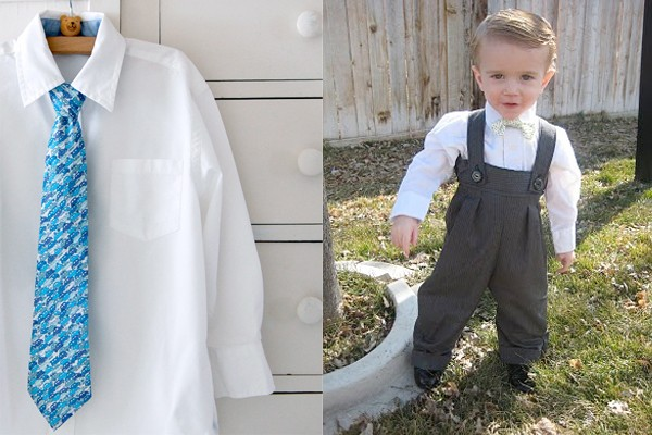 boys easter outfits left: look at this adorable tie for a little boy - you can use your ucagdbk