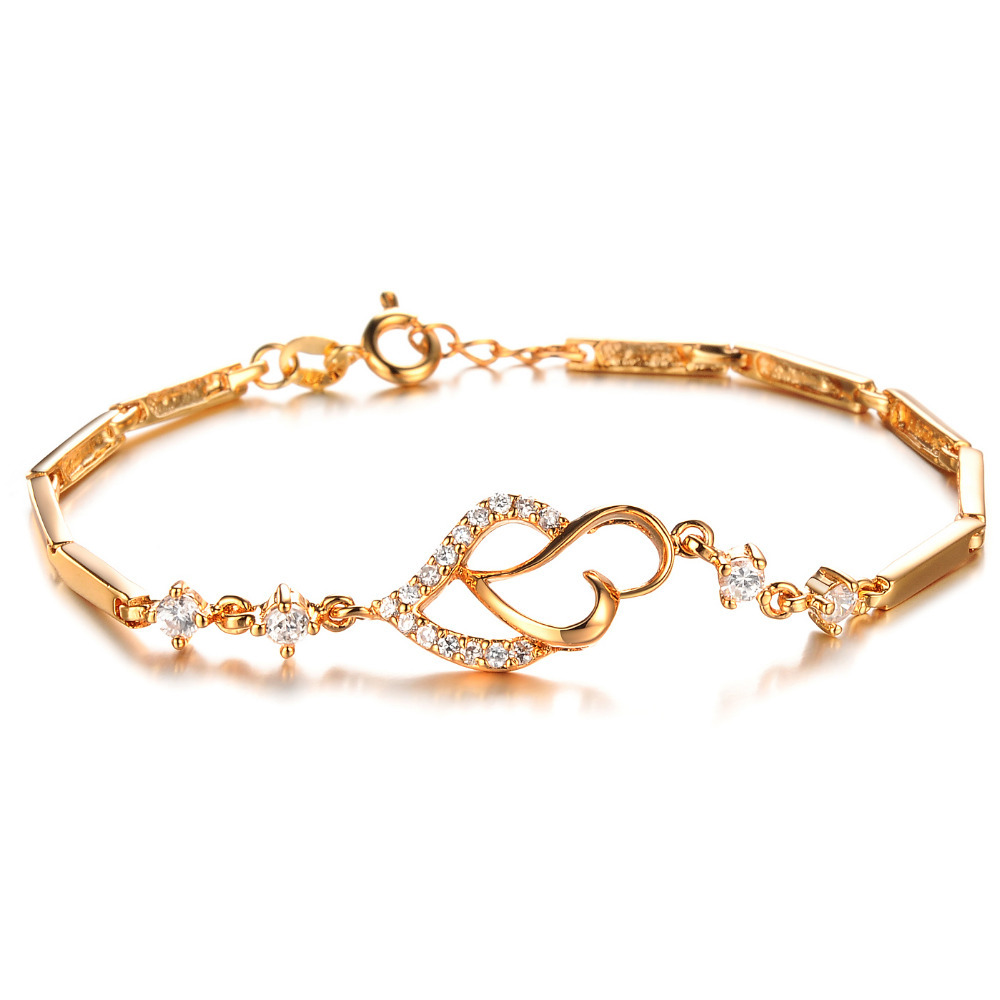 bracelets for women simple-elegant-gold-bracelets-for-women oebmega
