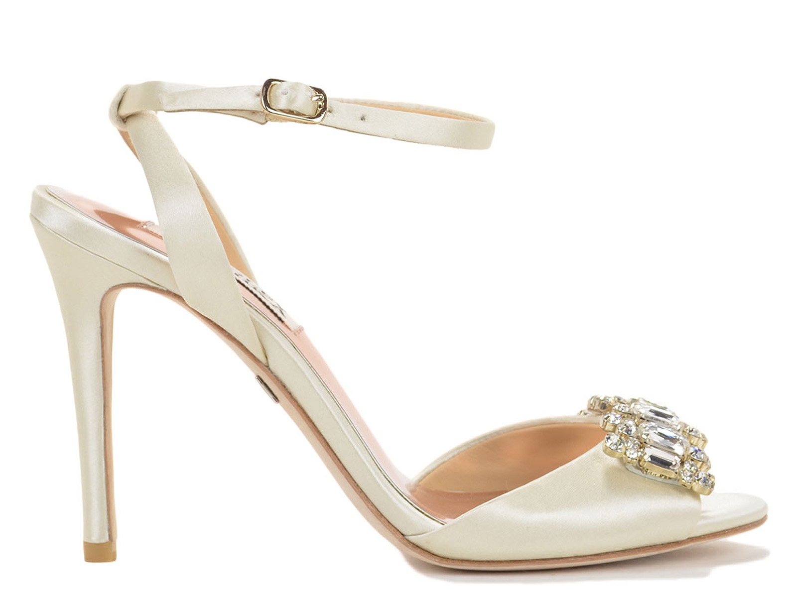 bridal heels amanda by badgley mischka yvcaibb