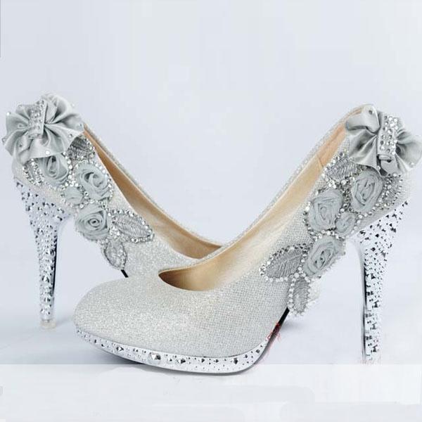 Important tips when choosing bridal heels