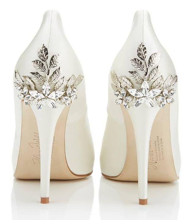 bridal heels ornate bridal shoes by harriet wilde kofujrz
