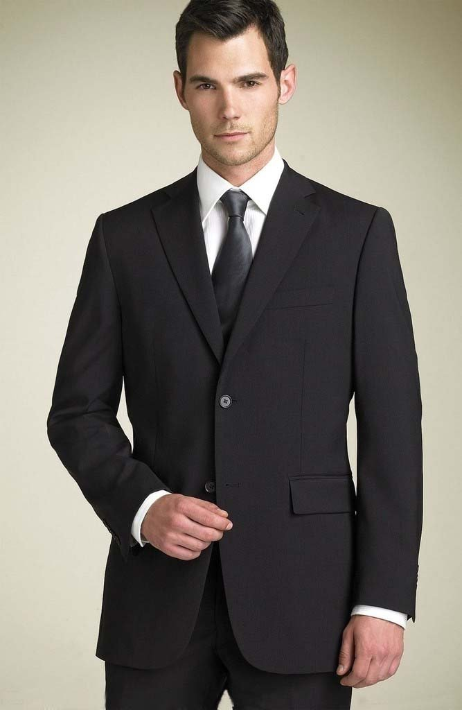 The Perfect Business Suit