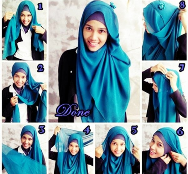 butterfly hijab style tutorial ovstahr