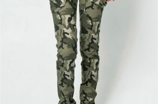 camouflage pants for women camo pants for women military army skinny camouflage 100% cotton elastic  pencil pants womenu0027s oeyfogt