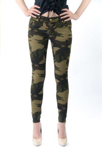 camouflage pants for women exocet womenu0027s camouflage pants at amazon womenu0027s clothing store: jeans dfpnnta