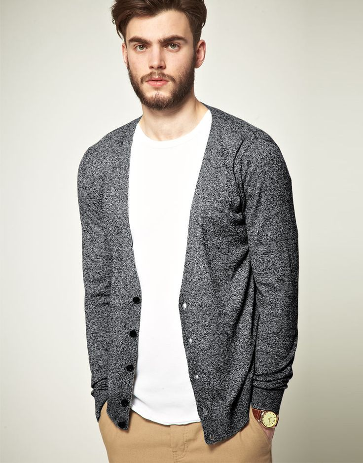 Enhance your style with Cardigans for Men