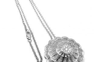 carrera y carrera afrodita diamond white gold necklace 1 auwozbx