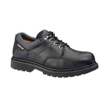 cat menu0027s ridgemont steel toe work shoes eczzvnw