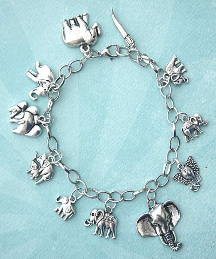 The Many Types of Charm Bracelets You Can Get