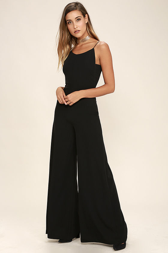 Backless jumpsuit Ideal for summer