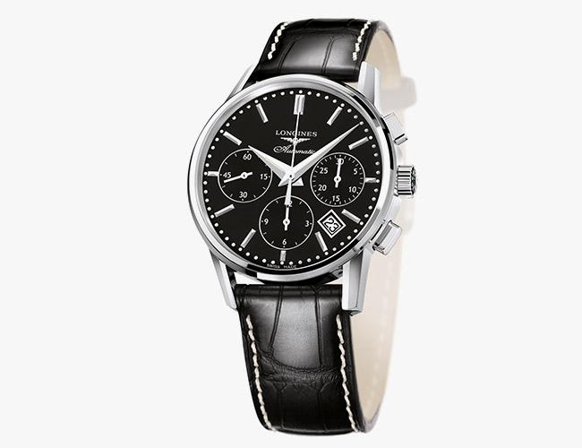 chronograph watch longines column wheel chronograph rmdrlbi