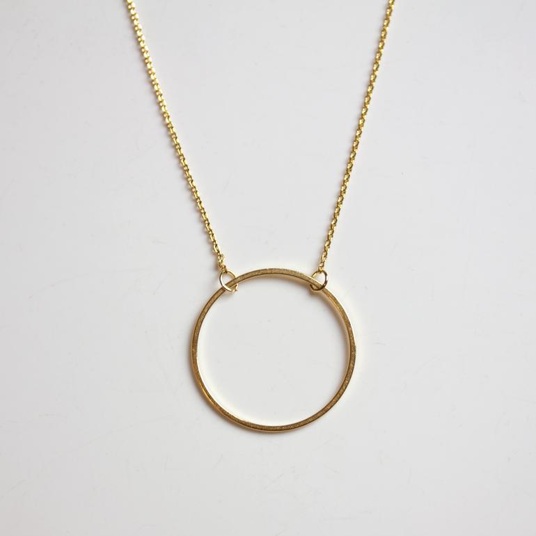 circle necklace circle - necklace jdhmxuw