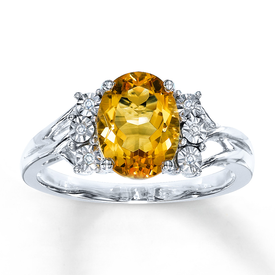 citrine rings hover to zoom pqetmvr