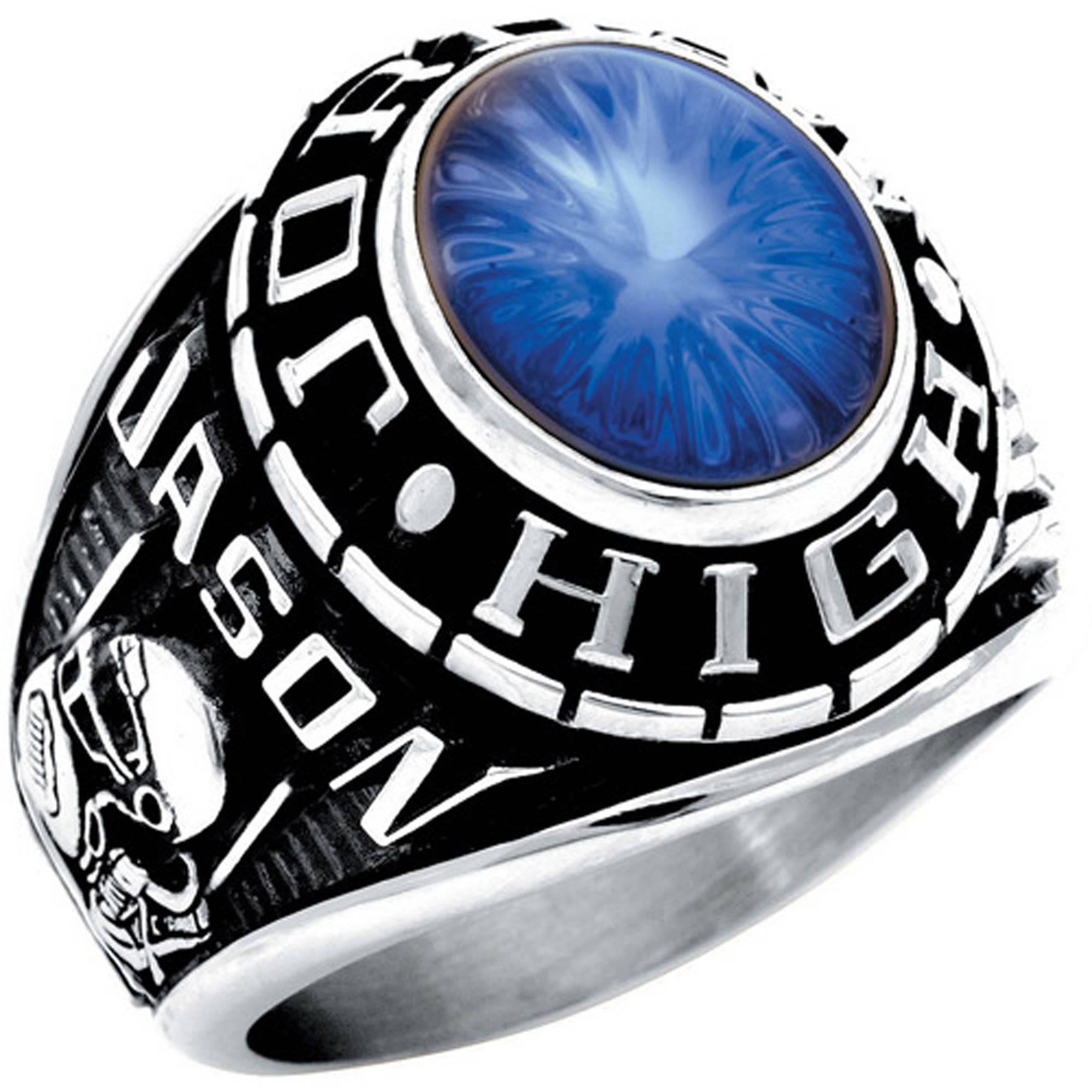 class rings keepsake guyu0027s oval class ring - walmart.com xojadsm