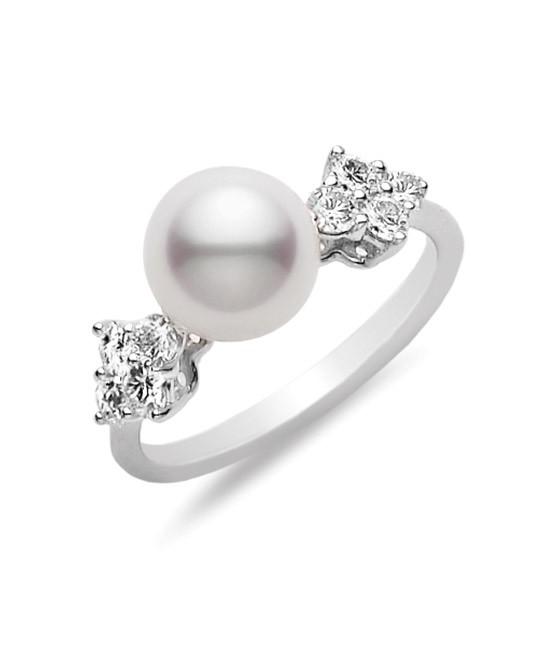 classic elegance akoya cultured pearl ring tbihepu